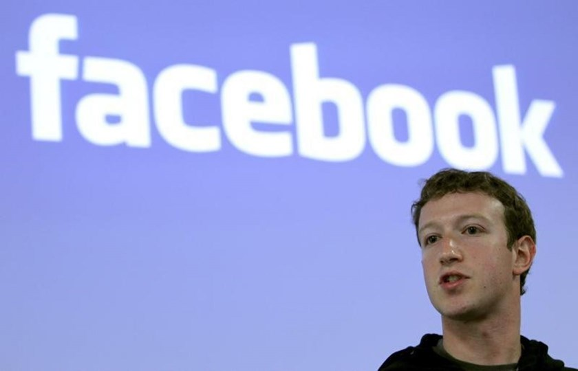 Facebook CEO Mark Zuckerberg speaks during a news conference at Facebook headquarters in Palo Alto, California May 26, 2010.
