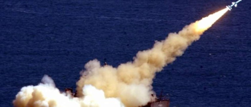 A cruise missile. Photo: AFP