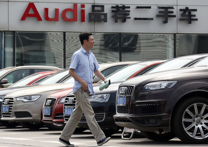 Volkswagen AG's Audi, Bayerische Motoren Werke AG, Daimler AG's Mercedes-Benz, Tata Motors Ltd.'s Jaguar Land Rover, Fiat SpA's Chrysler, Toyota Motor Corp. and Honda Motor Co. have announced price cuts of vehicles or spare parts since July in the wake of