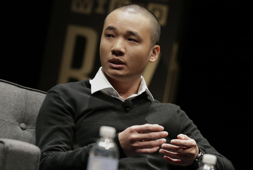 Dong Nguyen, developer of Flappy Bird.