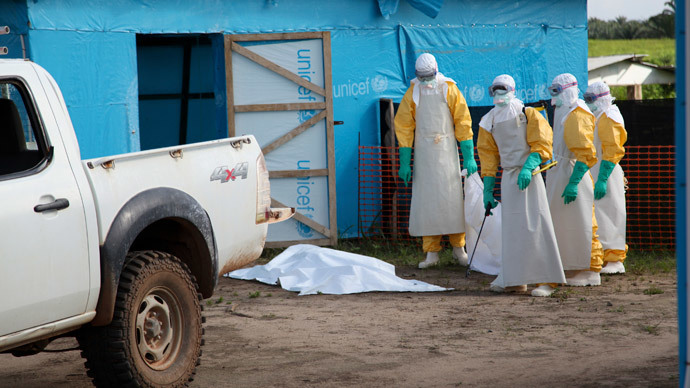 Ebola response of MSF and 'boiling frog' WHO under scrutiny