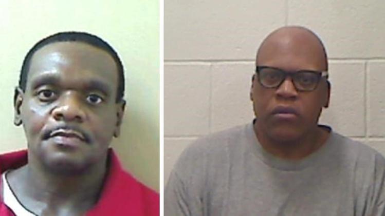 Henry McCollum (L) and his brother, Leon Brown, are shown in these booking photos provided by the North Carolina Department of Public Safety in Raleigh, North Carolina, September 2, 2014.