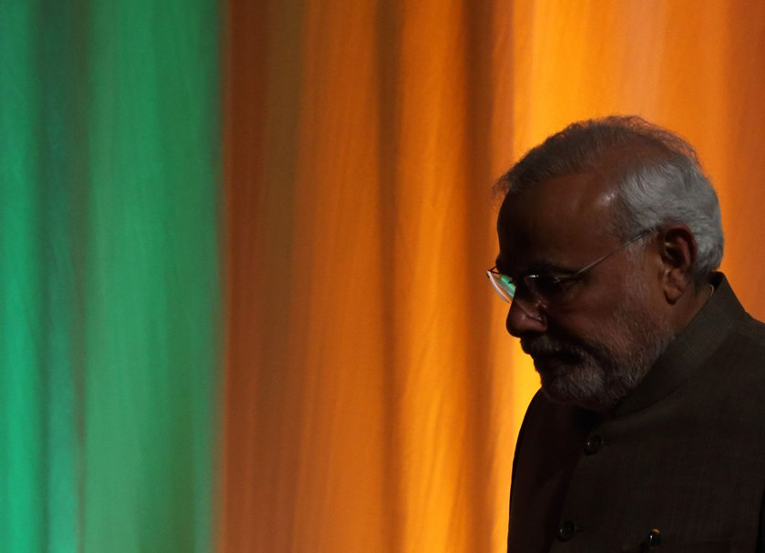 Narendra Modi, India's Prime Minister, has pledged to treat all Indians equally regardless of religion.