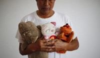 Teddy bears, tea cups grim reminders of Malaysia's missing Flight MH370
