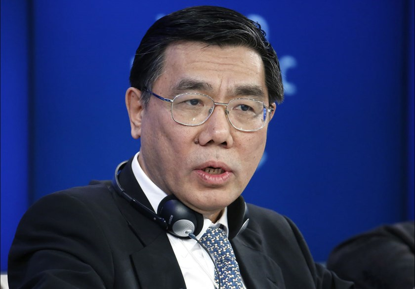 Jiang Jianqing, chairman of Industrial and Commercial Bank of China Ltd.
