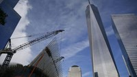 With World Trade site largely rebuilt, New York marks September 11