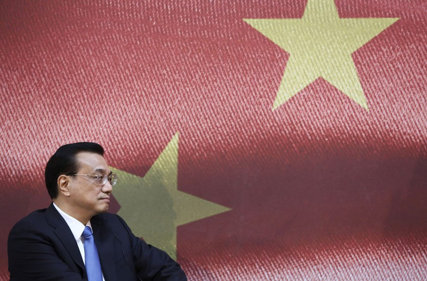 remier Li Keqiang pledged to open China more to outside investment and encourage innovation, seeking to counter concerns of a chill after a spate of antitrust probes targeted foreign companies.