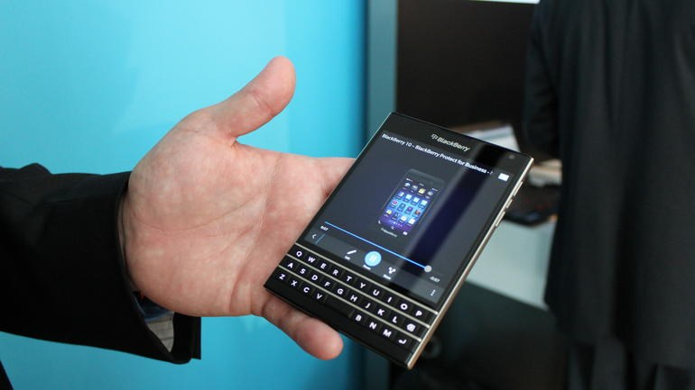 BlackBerry set to launch Passport as turnaround enters critical phase