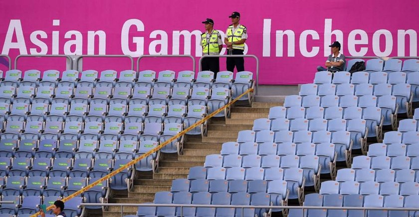 Match-fixing suspicions have hit the Asian Games men's football competition