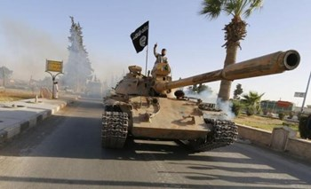 The rise of the Islamic State