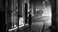 'The Third Man', directed by Carol Reed, Vienna, Austria, 1949. Photographer: Silver Screen Collection/Getty Images
