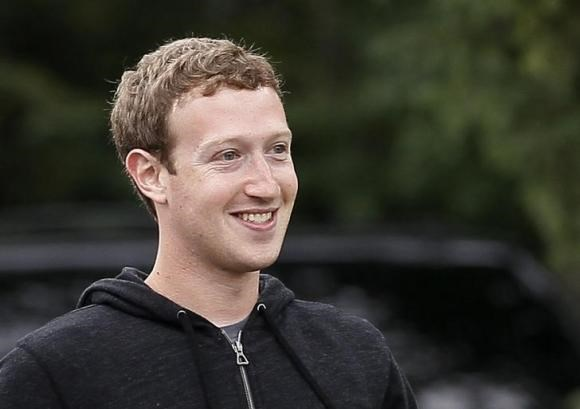 Facebook CEO Mark Zuckerberg walks at the annual Allen and Co. conference at the Sun Valley, Idaho Resort July 11, 2013.