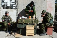Rebel commander wages fight to the death for east Ukraine airport