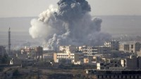 U.S.-led air strikes intensify as Syria conflict destabilizes Turkey