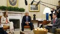 Americans 'can't give in to hysteria or fear' over Ebola: Obama