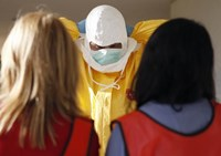 Ebola crisis turns a corner as U.S. issues new treatment protocols