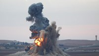 Syria's Kobani less at risk but could still fall: U.S. officials