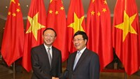 Vietnam, China agree to settle maritime issues