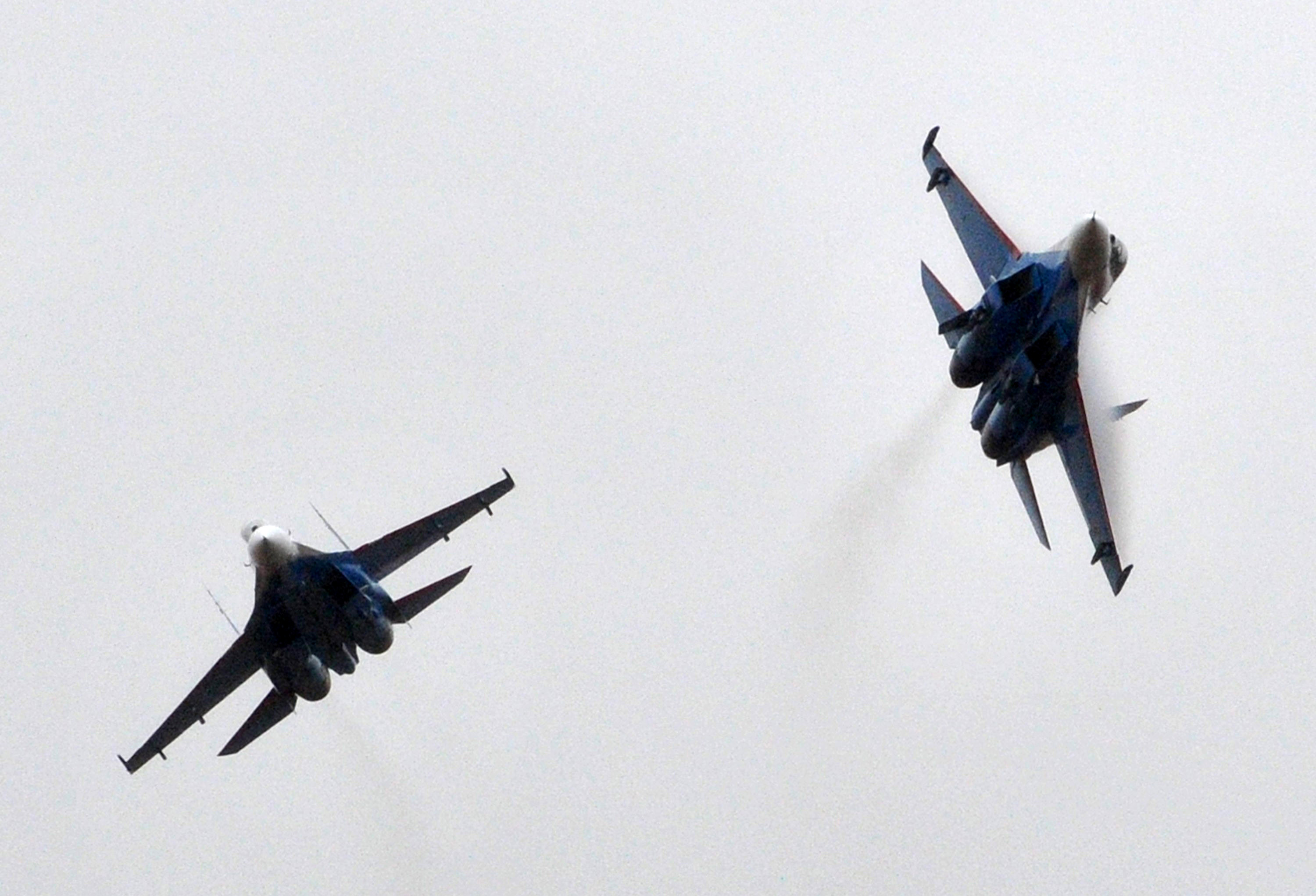 NATO Baltic jets intercept Russian airplanes for third day
