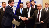 Russia agrees to terms with Ukraine over gas supply