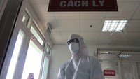 Vietnamese man's test results negative for Ebola: official