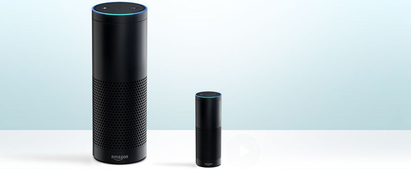 Amazon unveils echo interactive speaker in new offering