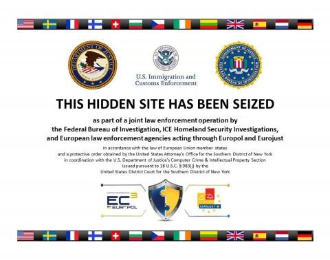 The homepage to Silk Road 2.0, allegedly an underground drug market, is seen in a screenshot after it was closed by U.S. authorities November 6, 2014.