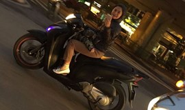 Vietnamese woman made famous by David Beckham faces penalties for breaking traffic rules