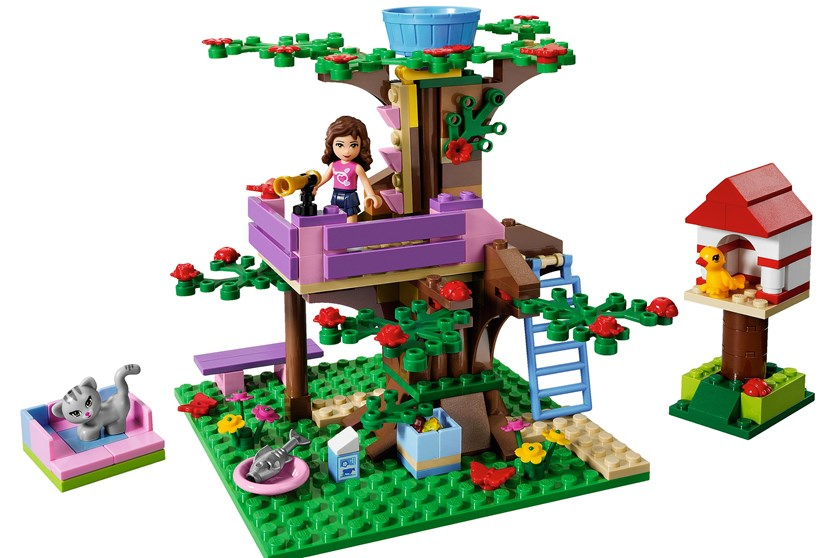In 2012 the LEGO Group launched LEGO Friends, a product line marketed to girls.