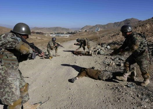 Afghan forces ill equipped to fight Taliban without NATO