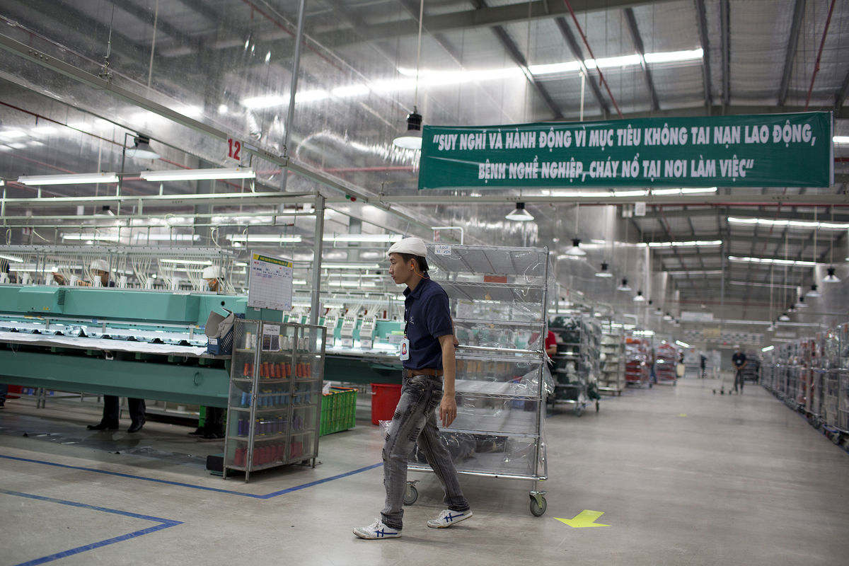 Vietnam's migrant masses disappearing into shadow economy