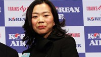 Heather Cho, Vice President of Korean Air Lines Co.