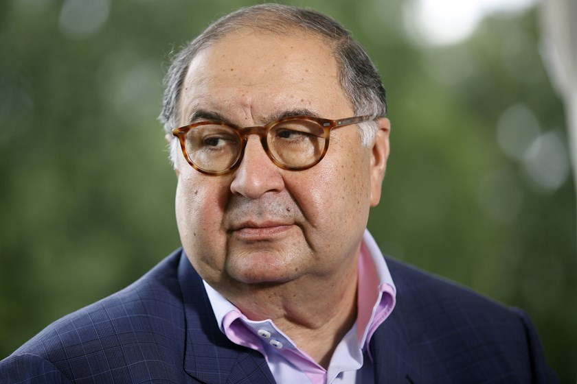 Russian billionaire Alisher Usmanov paid $4.1 million for the Nobel Prize medal of American biologist James Watson, awarded to Watson in 1962 for his work on discovering the structure of DNA, the billionaire's USM Holdings said in a statement today.