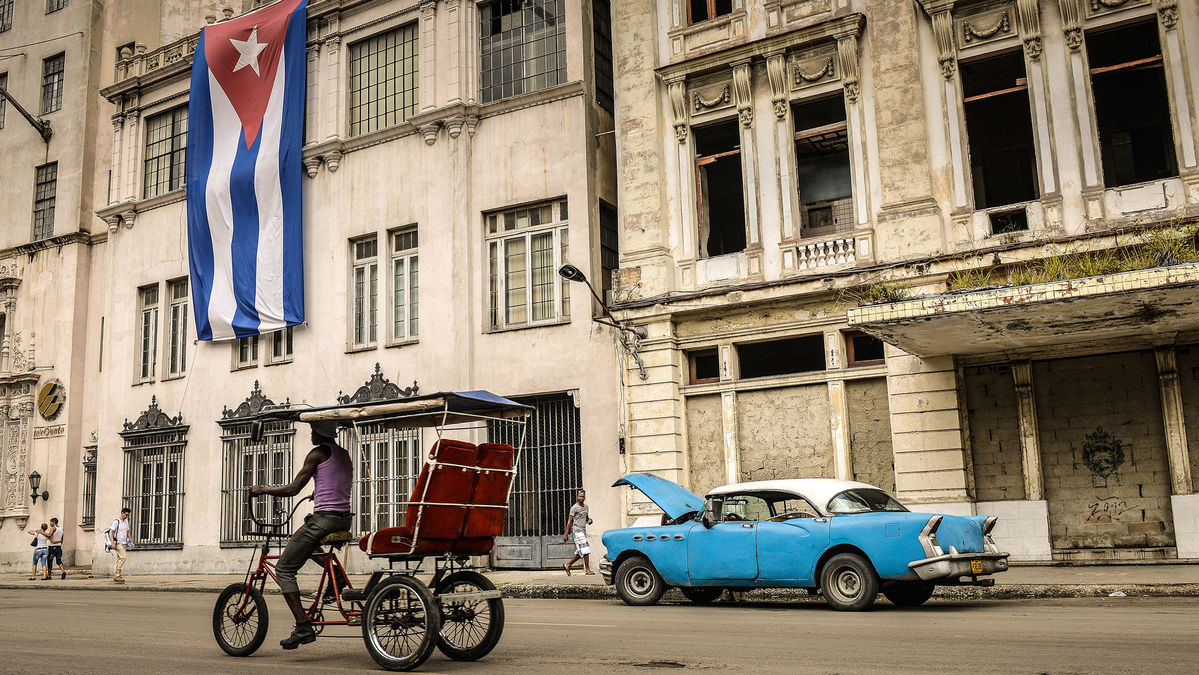 Cuba's half century of isolation to end