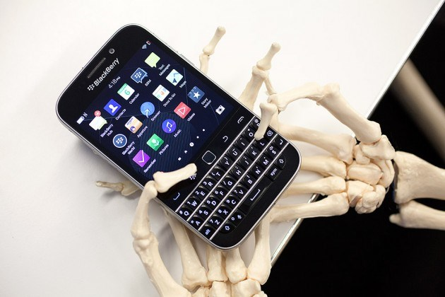 Hands-on with the BlackBerry Classic