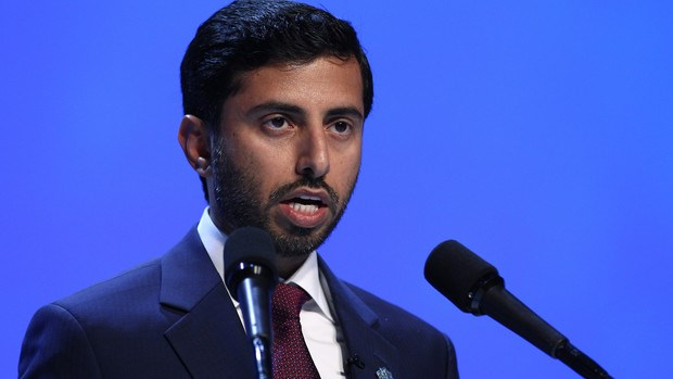 """We call on all other producers to stop the increase because the increase is harming the market,"" U.A.E. Energy Minister Suhail Al Mazrouei told Bloomberg at the conference."