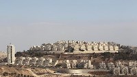 A general view shows a Jewish settlement near Jerusalem known to Israelis as Har Homa and to Palestinians as Jabal Abu Ghneim November 13, 2013.