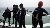 Divers join AirAsia wreck search as bad weather relents