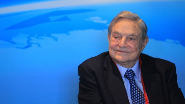 Soros's terrible plan to throw money at Ukraine
