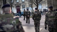 France remains on the highest alert and has deployed 15,000 police and soldiers to protect schools, train stations, cultural buildings and other sensitive sites.