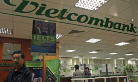 Vietcombank's gross profit rises to $266 mln in 2014
