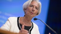 """Christine Lagarde, managing director of the International Monetary Fund, outlined the sobering outlook in her first speech of the year last week, saying that oil prices and U.S. growth """"are not a cure for deep-seated weaknesses elsewhere."""""""