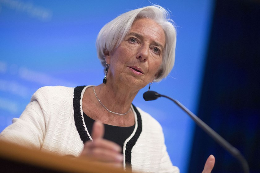 "Christine Lagarde, managing director of the International Monetary Fund, outlined the sobering outlook in her first speech of the year last week, saying that oil prices and U.S. growth ""are not a cure for deep-seated weaknesses elsewhere."""