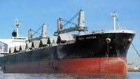 Sinking of ship carrying Malaysian bauxite raises moisture concerns