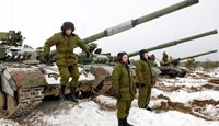 Ukraine military says no let-up in rebel offensive in east
