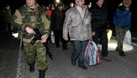 Major prisoner swap in Ukraine bolsters shaky truce
