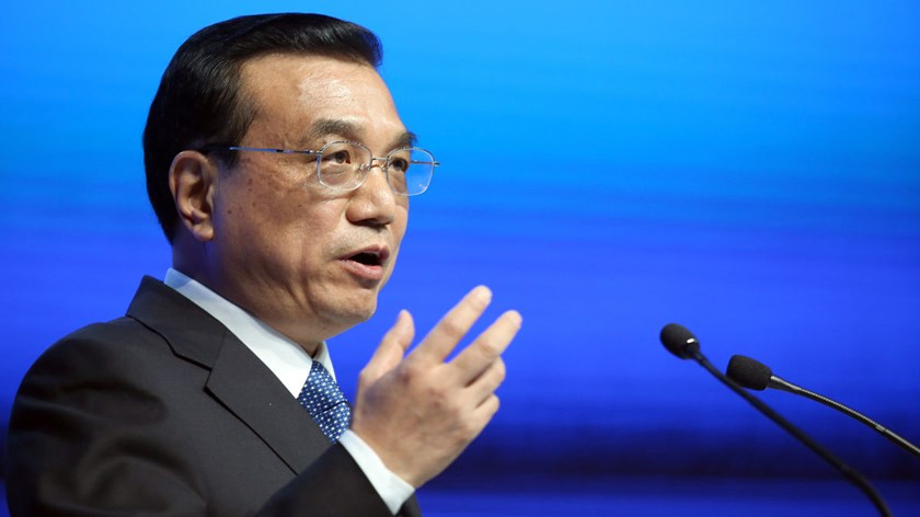 Economists expect Premier Li Keqiang to announce a growth target of around 7 percent for 2015, down from 7.5 percent last year.