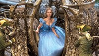 Cinderella is projected to make $68 million in its opening weekend.