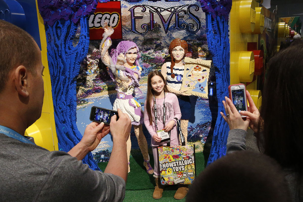 Lego Seeks A Little Help From Elf Friends To Reignite