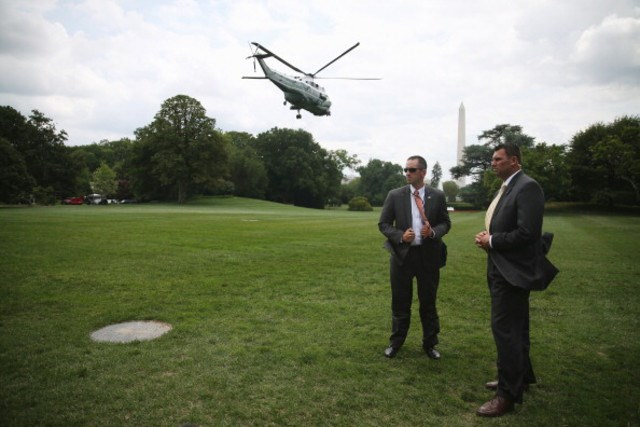 Secret Service agents reassigned, investigated after incident
